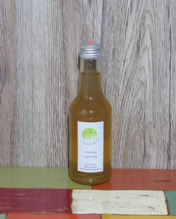 Image SIROP POMME CANNELLE